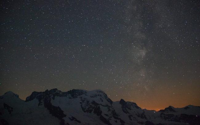 stellata - monte Rosa