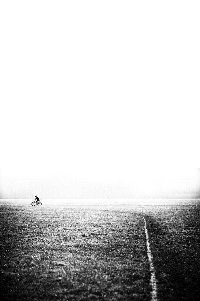 Freddo dentro - nebbia monza